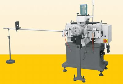SZJ01 Lock-hole Processing Machine for Aluminum and PVC Door & Window